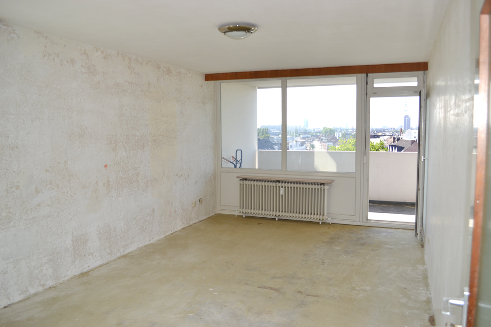 Before-Vorher Nachher // Wohnzimmer